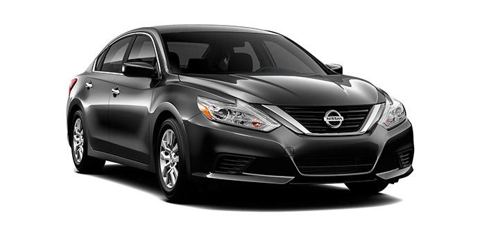 2018 Nissan Altima Midnight Edition Price & Specs | Nissan USA